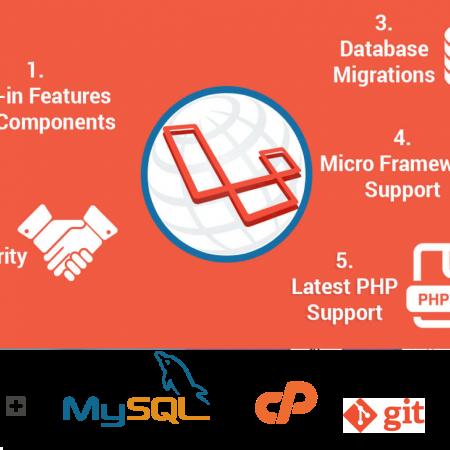 Software Development in Laravel Php