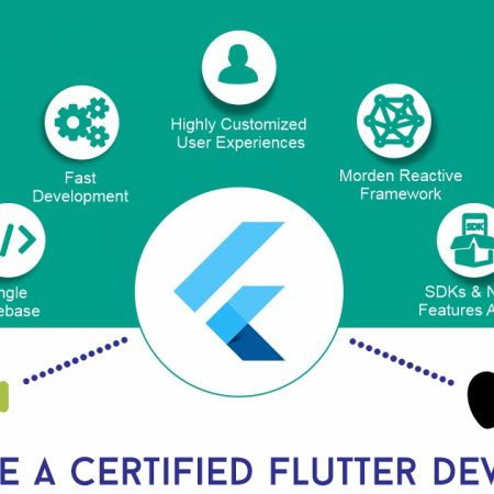 Flutter Apps Development  Course Android+IOS