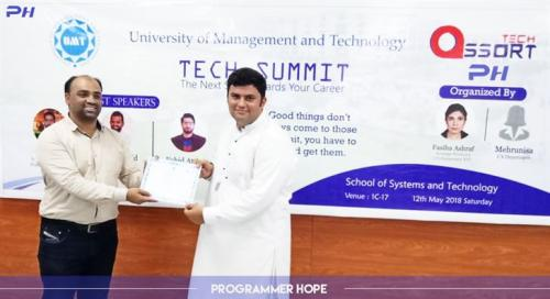 Tech Summit 1