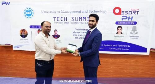 Tech Summit 1